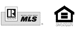 MLS and Equal Housing logos